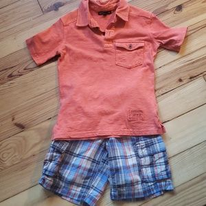 Size XS (4-5) Gap Short/Polo Set
